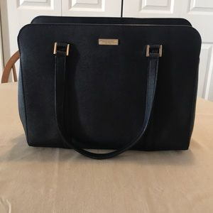 Kate Spade Newbury Lane miles bag in black